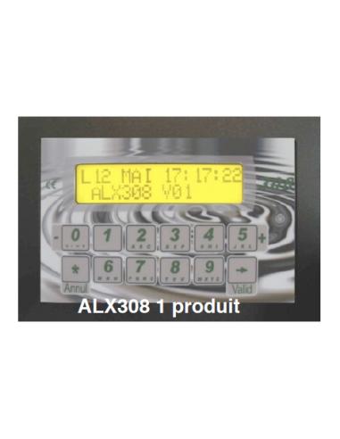 Automate 308 Gestion de 1 pompe