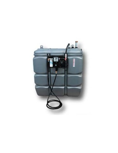 Cuve 750 litres Station avec filtre