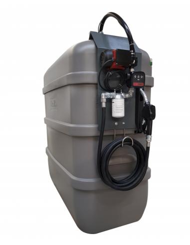 Citerne équipée-Diesel-1500 l