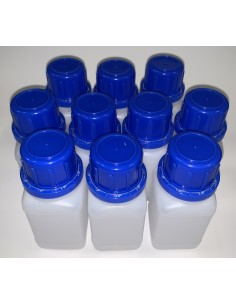 Flacons d'échantillons 100 ml